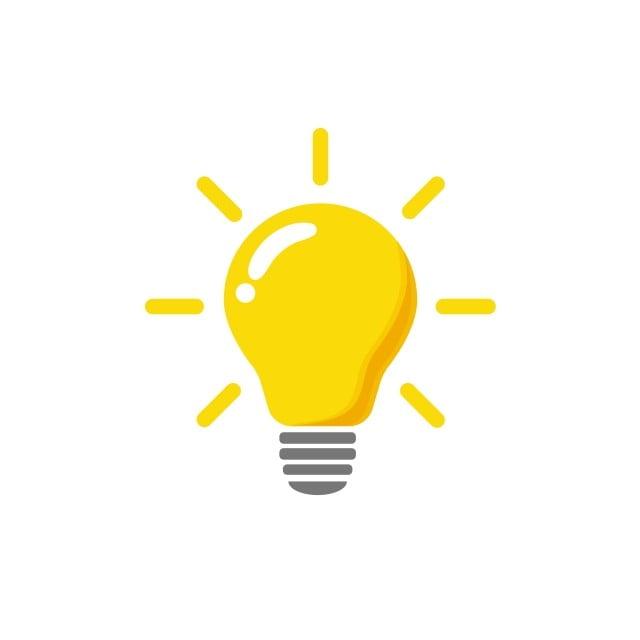 Glühbirnen Icon