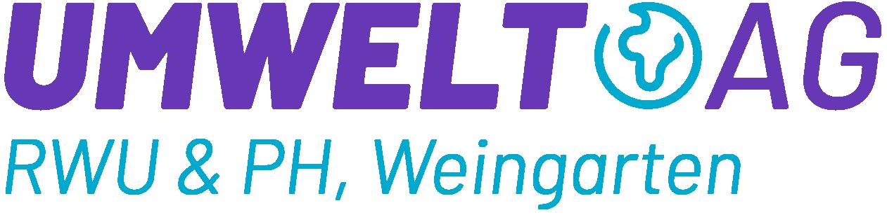 Logo der Umwelt-AG _ RWU & PH Weingarten